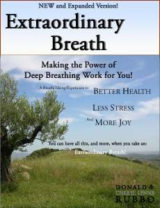 2011 Extraordinary Breath Cover
