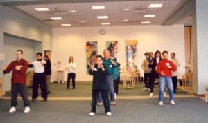 Marin General Wellness Class 1999